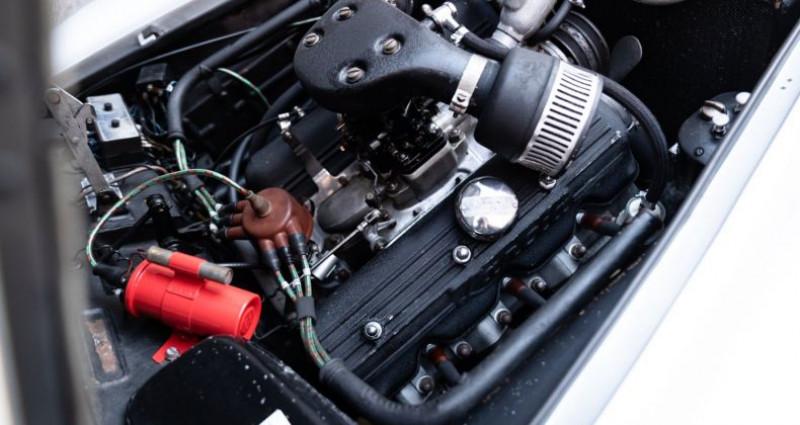 Lancia Aurelia B24 Convertible Gris occasion à Reggio Emilia - photo n°2