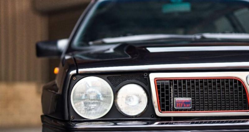 Lancia Delta 8V KAT Noir occasion à Paris - photo n°4