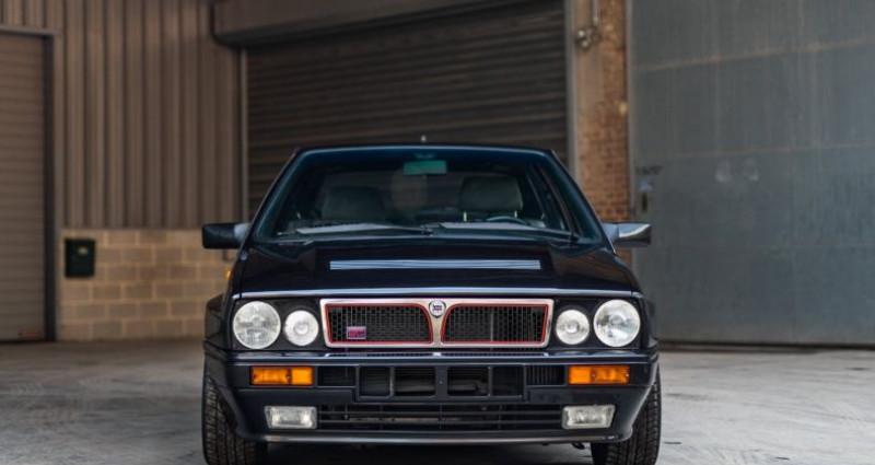 Lancia Delta 8V KAT Noir occasion à Paris - photo n°2
