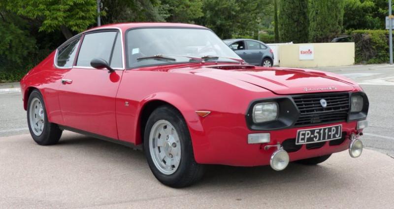 Lancia Fulvia 1.3 S ZAGATO Rouge occasion à Aix En Provence - photo n°3