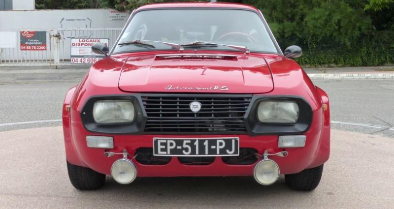 Lancia Fulvia 1.3 S ZAGATO Rouge occasion à Aix En Provence - photo n°2