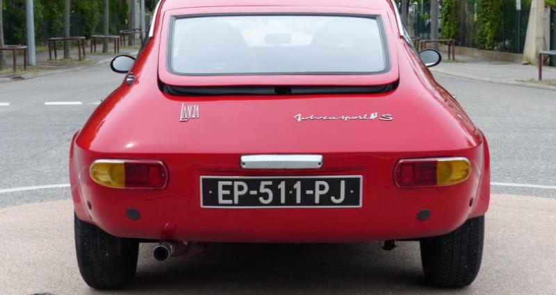 Lancia Fulvia 1.3 S ZAGATO Rouge occasion à Aix En Provence - photo n°6