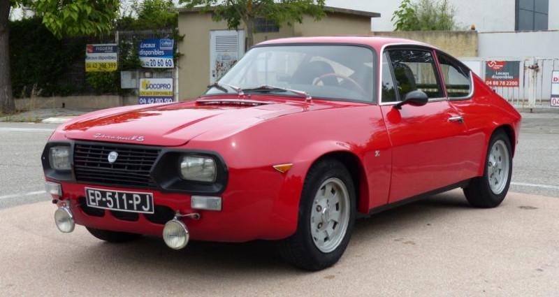 Lancia Fulvia 1.3 S ZAGATO Rouge occasion à Aix En Provence