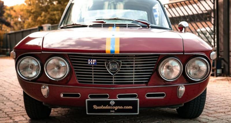 Lancia Fulvia LANCIA FULVIA HF 1300 RALLY Rouge occasion à Reggio Emilia - photo n°2