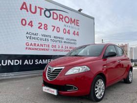 Lancia Ypsilon Rouge, garage AUTODROME à Marseille 10