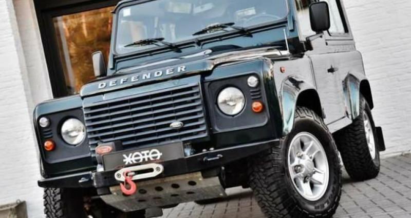 Land rover Defender 90 90 2.2 TD4 Vert occasion à Jabbeke