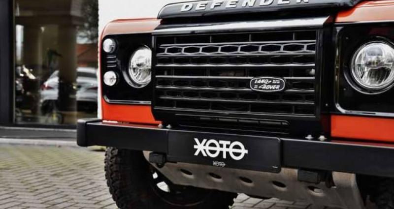 Land rover Defender 90 90 ADVENTURE EDITION Orange occasion à Jabbeke