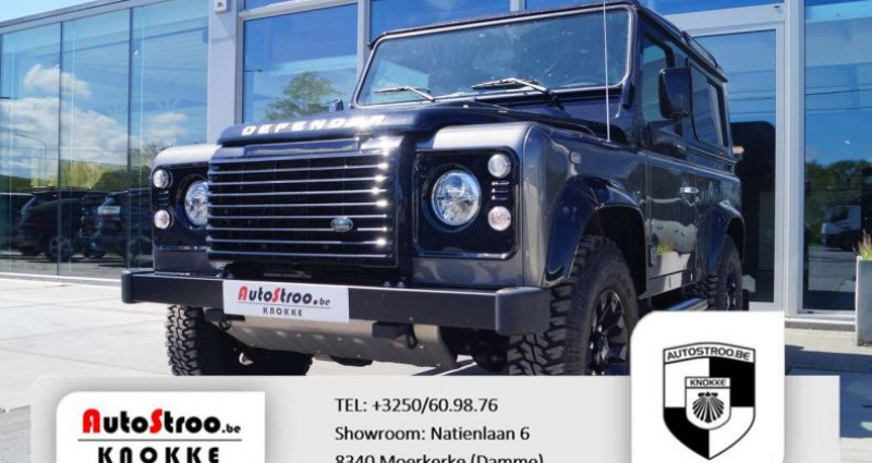 Land rover Defender 90 90 Autobiography Collector Limited Edition Gris occasion à Moerkerke - photo n°4