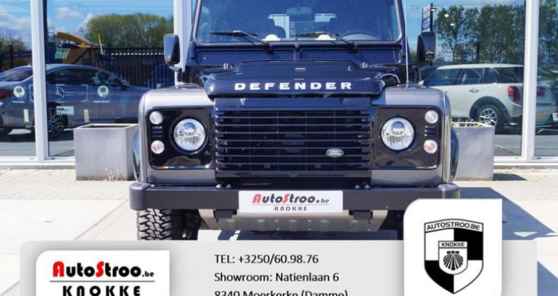 Land rover Defender 90 90 Autobiography Collector Limited Edition Gris occasion à Moerkerke - photo n°5
