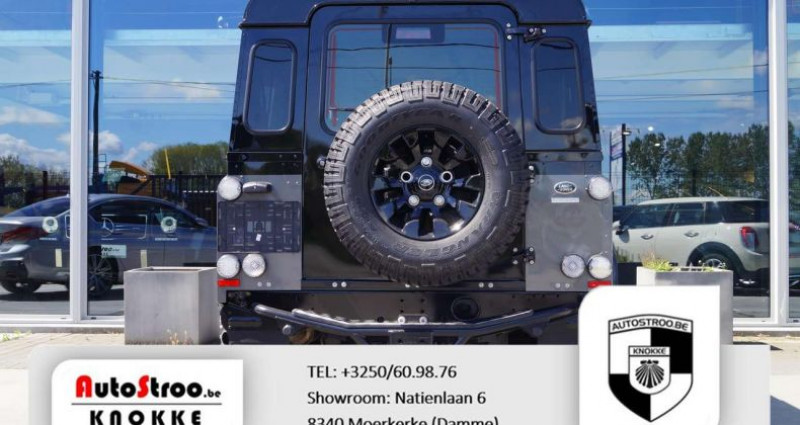 Land rover Defender 90 90 Autobiography Collector Limited Edition Gris occasion à Moerkerke - photo n°6