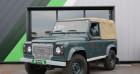 Land rover Defender 90 90 SOFT TOP E Vert à Jaux 60