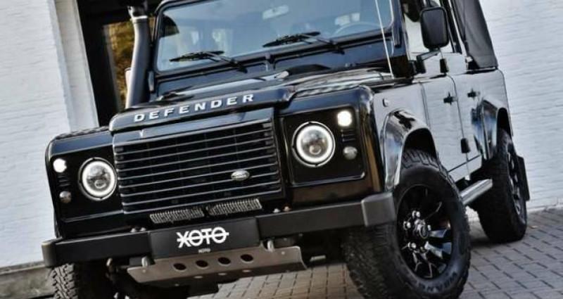 Land rover Defender 110 2.2 TD CREW CAB DCPU BLACK DESIGN Noir occasion à Jabbeke