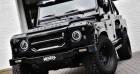 Land rover Defender 110 CREW CAB DCPU CHELSEA TRUCK COMPANY NR.10 Noir à Jabbeke 84