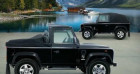 Land rover Defender TD4 CABRIO EDEN PARK EDITION Noir à Jabbeke 84