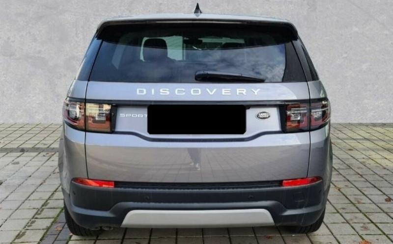 Land rover Discovery 2.0 D 150CH S AWD BVA MARK V Gris occasion à Villenave-d'Ornon - photo n°7