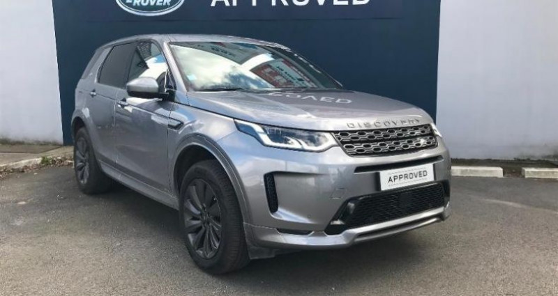 Land rover Discovery 2.0 D 180ch R-Dynamic SE AWD BVA Mark V Gris occasion à Chennevieres Sur Marne