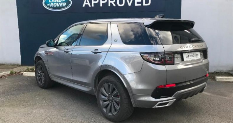 Land rover Discovery 2.0 D 180ch R-Dynamic SE AWD BVA Mark V Gris occasion à Chennevieres Sur Marne - photo n°2