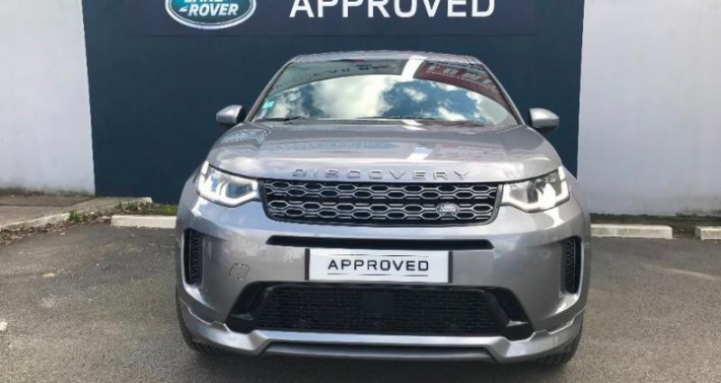Land rover Discovery 2.0 D 180ch R-Dynamic SE AWD BVA Mark V Gris occasion à Chennevieres Sur Marne - photo n°5