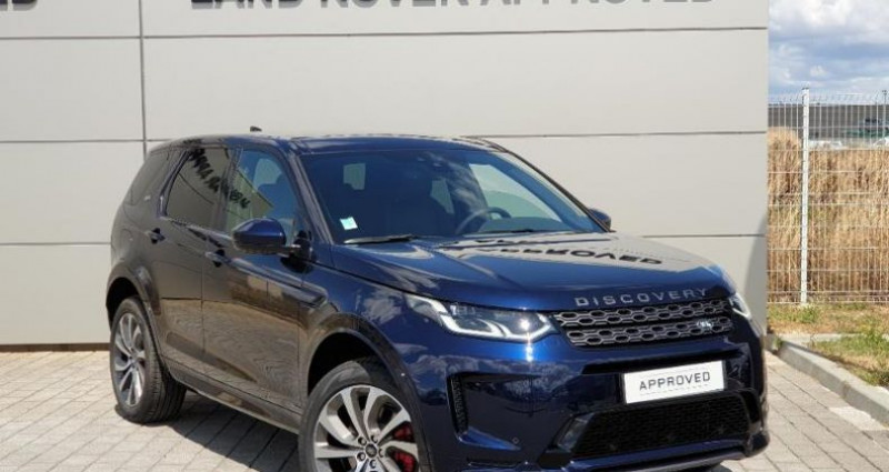 Land rover Discovery 2.0 D 180ch R-Dynamic SE AWD BVA Mark V  occasion à Nogent-le-phaye