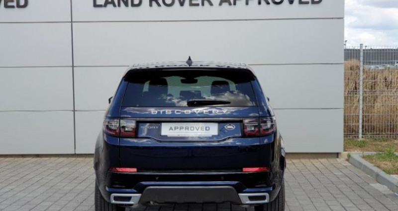 Land rover Discovery 2.0 D 180ch R-Dynamic SE AWD BVA Mark V  occasion à Nogent-le-phaye - photo n°7