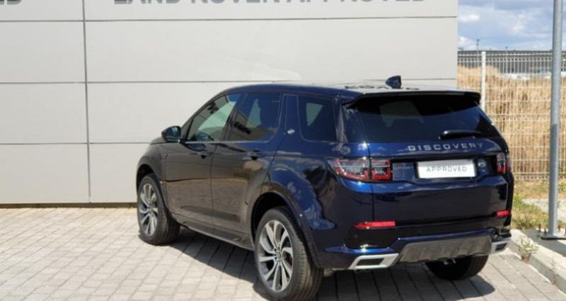 Land rover Discovery 2.0 D 180ch R-Dynamic SE AWD BVA Mark V  occasion à Nogent-le-phaye - photo n°2