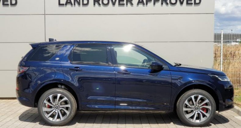 Land rover Discovery 2.0 D 180ch R-Dynamic SE AWD BVA Mark V  occasion à Nogent-le-phaye - photo n°3