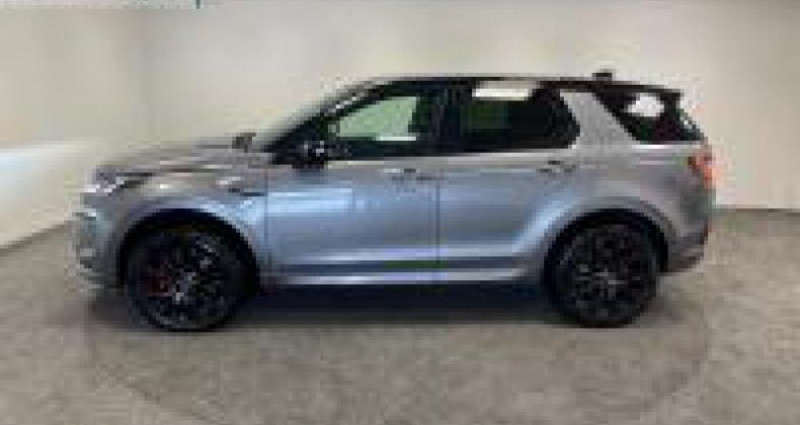 Land rover Discovery 2.0 D 180ch R-Dynamic SE AWD BVA Mark V Gris occasion à Nogent-le-phaye - photo n°5