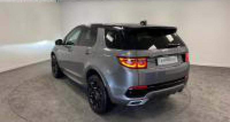 Land rover Discovery 2.0 D 180ch R-Dynamic SE AWD BVA Mark V Gris occasion à Nogent-le-phaye - photo n°3