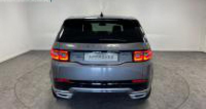 Land rover Discovery 2.0 D 180ch R-Dynamic SE AWD BVA Mark V Gris occasion à Nogent-le-phaye - photo n°4