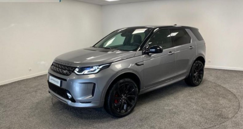 Land rover Discovery 2.0 D 180ch R-Dynamic SE AWD BVA Mark V Gris occasion à Nogent-le-phaye