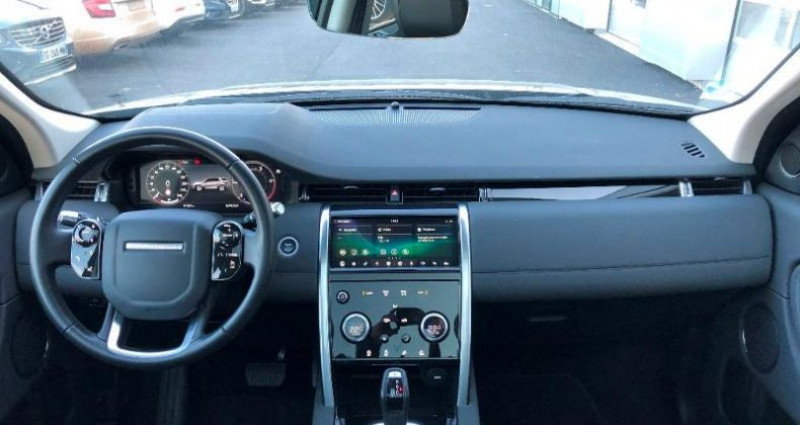 Land rover Discovery 2.0 D 180ch SE AWD BVA Mark V Gris occasion à BARBEREY SAINT SULPICE - photo n°5