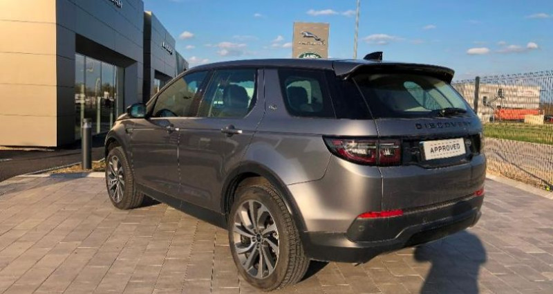 Land rover Discovery 2.0 D 180ch SE AWD BVA Mark V Gris occasion à BARBEREY SAINT SULPICE - photo n°3