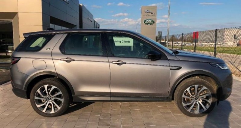 Land rover Discovery 2.0 D 180ch SE AWD BVA Mark V Gris occasion à BARBEREY SAINT SULPICE - photo n°2