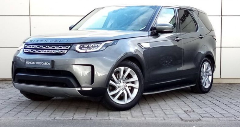 Land rover Discovery 2.0 Sd4 240ch HSE Gris occasion à Orléans