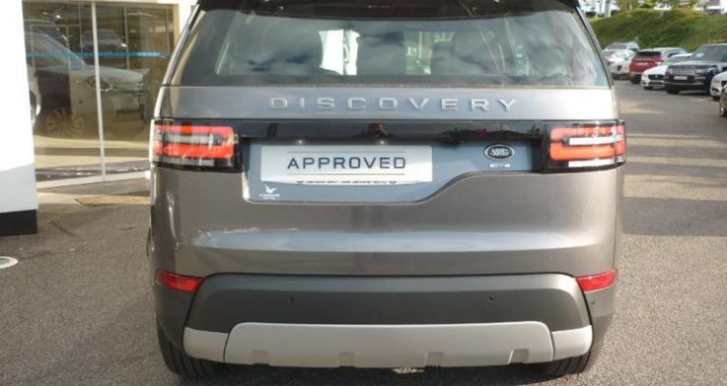 Land rover Discovery 2.0 Sd4 240ch HSE Gris occasion à Laxou - photo n°7