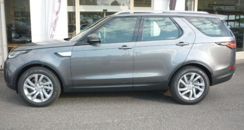 Land rover Discovery 2.0 Sd4 240ch HSE Gris occasion à Laxou - photo n°6