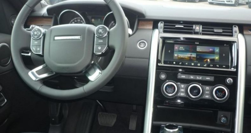 Land rover Discovery 2.0 Sd4 240ch HSE Gris occasion à Laxou - photo n°4