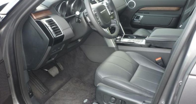 Land rover Discovery 2.0 Sd4 240ch HSE Gris occasion à Laxou - photo n°3