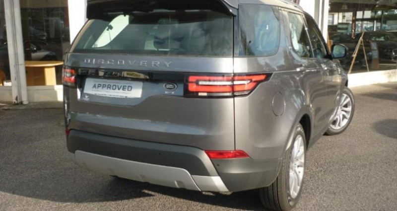Land rover Discovery 2.0 Sd4 240ch HSE Gris occasion à Laxou - photo n°2