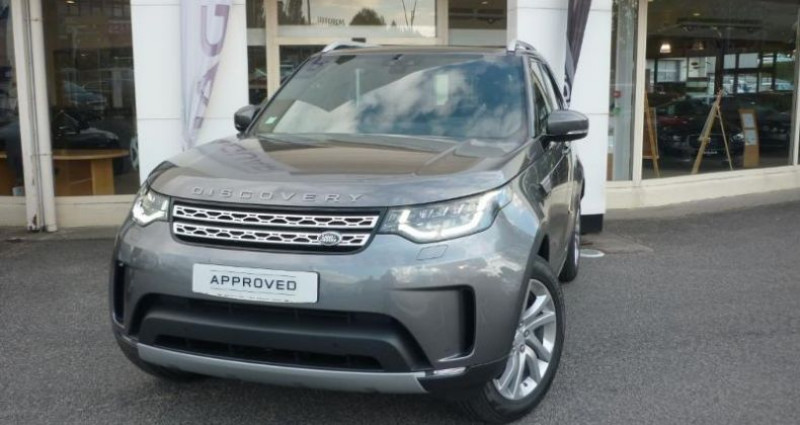 Land rover Discovery 2.0 Sd4 240ch HSE Gris occasion à Laxou