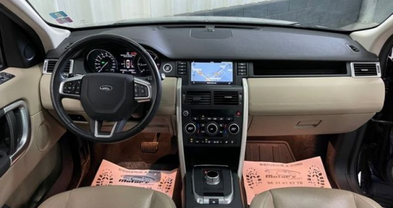 Land rover Discovery 2.0 TD4 150 CV 1ere MAIN CARNET COMPLET  occasion à Cosnes Et Romain - photo n°6