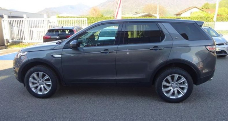 Land rover Discovery 2.0 TD4 150ch AWD HSE BVA Mark I Gris occasion à LA RAVOIRE - photo n°5