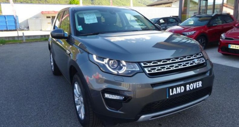 Land rover Discovery 2.0 TD4 150ch AWD HSE BVA Mark I Gris occasion à LA RAVOIRE - photo n°7