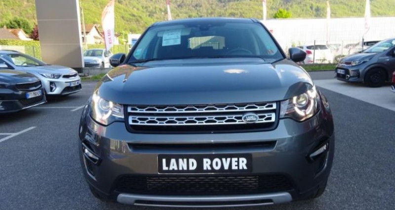 Land rover Discovery 2.0 TD4 150ch AWD HSE BVA Mark I Gris occasion à LA RAVOIRE - photo n°6