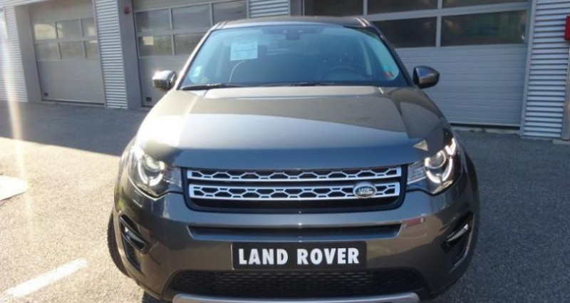Land rover Discovery 2.0 TD4 150ch AWD HSE BVA Mark I Gris occasion à LA RAVOIRE - photo n°2
