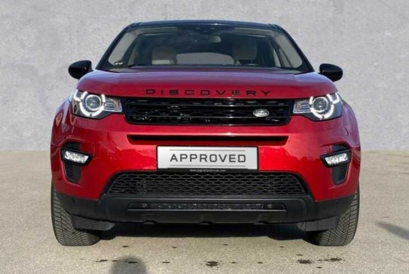 Land rover Discovery 2.0 TD4 150CH AWD HSE BVA MARK I Rouge occasion à Villenave-d'Ornon - photo n°8