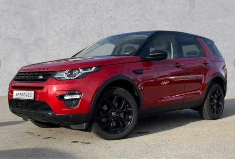 Land rover Discovery 2.0 TD4 150CH AWD HSE BVA MARK I Rouge occasion à Villenave-d'Ornon