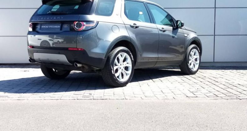 Land rover Discovery 2.0 TD4 150ch AWD HSE BVA Mark II Gris occasion à Orléans - photo n°2