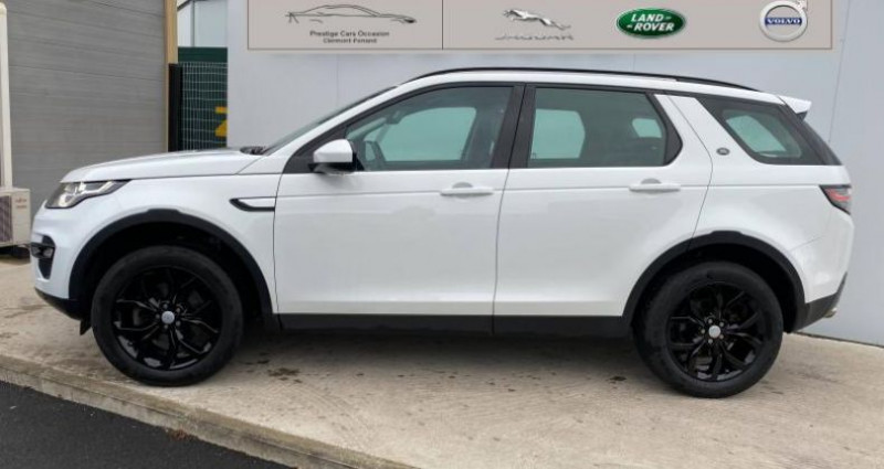 Land rover Discovery 2.0 TD4 150ch AWD HSE Mark II Blanc occasion à AUBIERE - photo n°6