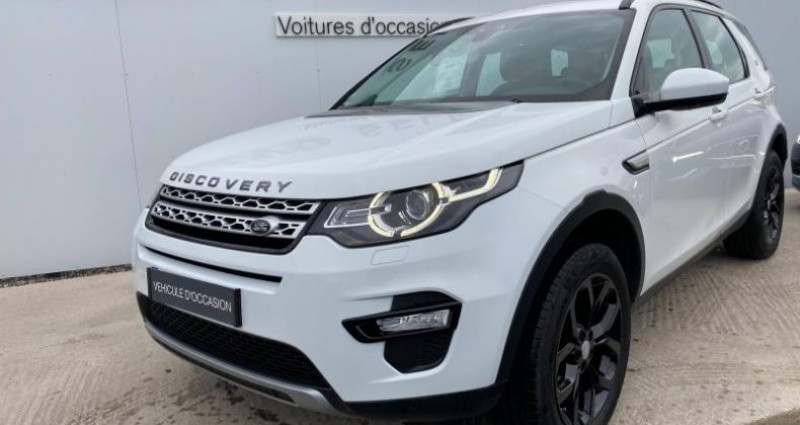 Land rover Discovery 2.0 TD4 150ch AWD HSE Mark II Blanc occasion à AUBIERE
